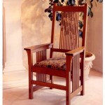 Gallery_Arts and Crafts Chair