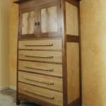 Gallery_Walnut cabinet
