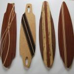 Longboard decks 1
